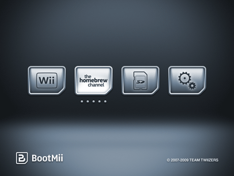 bootmii screenshot