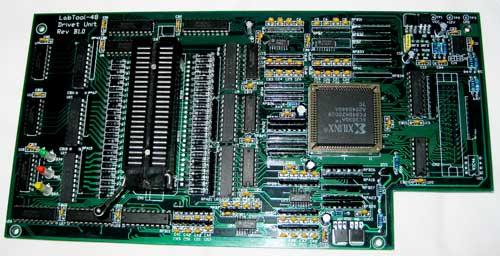 Labtool-48UXP driver unit